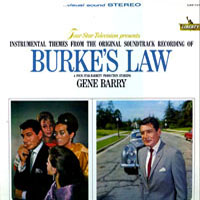 Burke's Law by Herschel Burke Gilbert