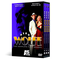 Order your Nero Wolfe DVD's at the A&E store!
