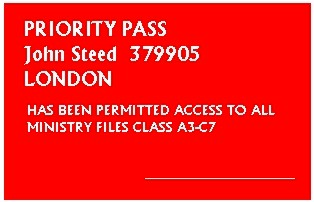 Steed's Priority Pass